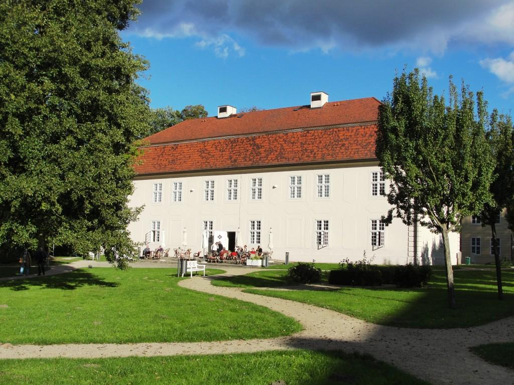 Schloss Mirow Cafe