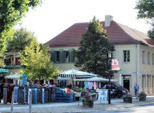 Radfahren, Neuruppin und Museum