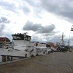 Radfahren, Ostsee und Wolgast 2