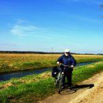 Radfahren, Ostsee und Wolgast 3