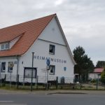 Radfahren, Ostsee und die Bernsteinküste-Heimatmuseum Freest