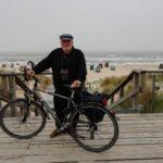 Radfahren, Ostsee und die Bernsteinküste 1.Tag