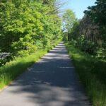 Radfahren und die etwas längere Trainingsrunde